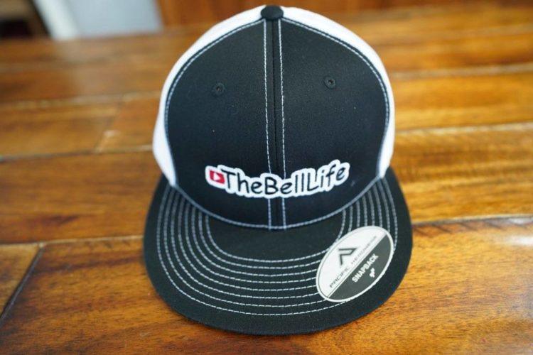 TheBellLife Flat Bill Snapback Hat