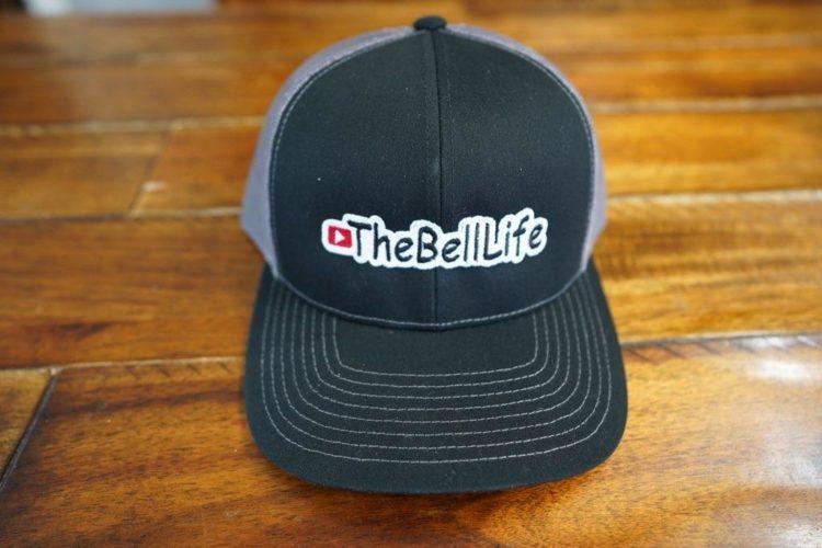 Steel and Black Trucker Hat